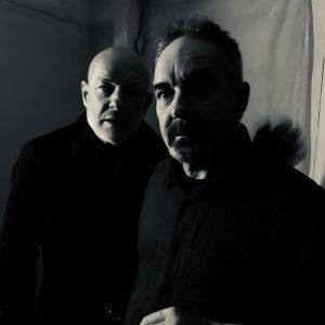 Roger Eno & Brian Eno Promo Photo