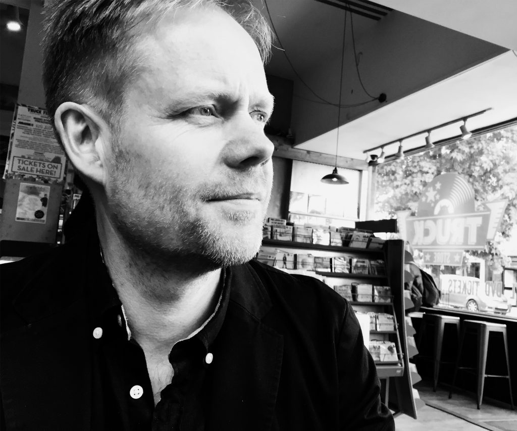 Photo of composer Max Richter