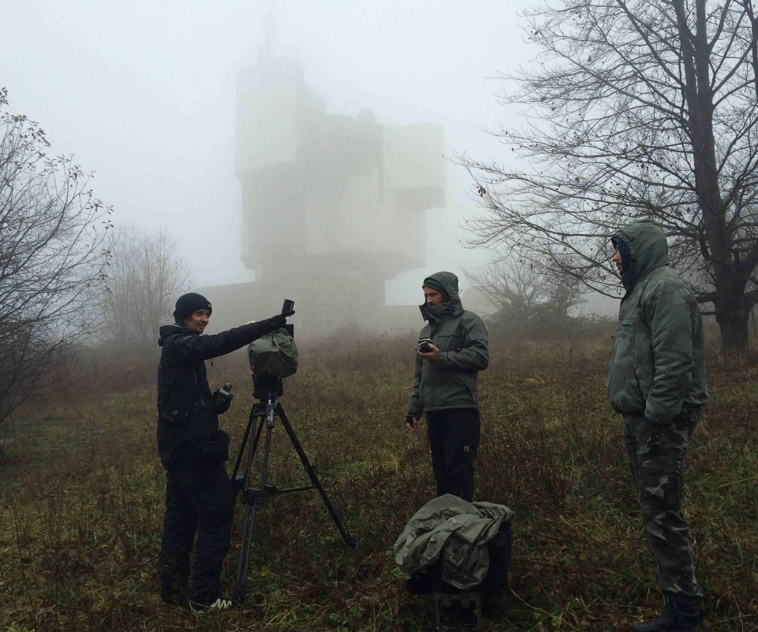 Last and First Men' - Jóhann Jóhannsson's final project - ZoneOut